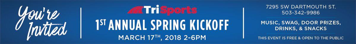 Spring Kickoff