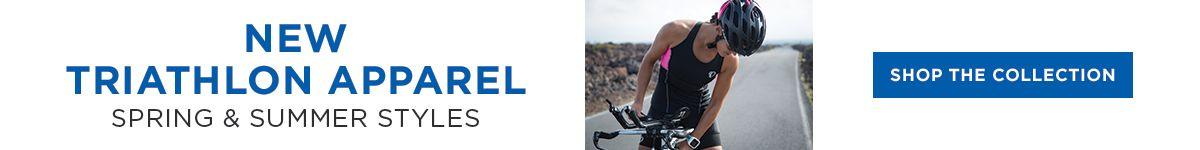 New Triathlon Apparel