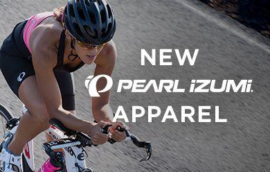 New Pearl Izumi Apparel