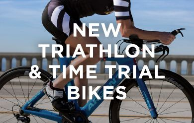New Triathlon & TT Bikes