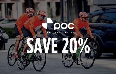 Save 20% on POC