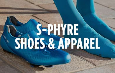 S-PHYRE Shoes & Apparel