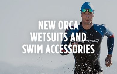 New Orca Wetsuits and Swim Accessories