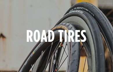 Save up to 40% on Road Tires