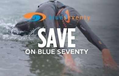Save 20% on Blue Seventy