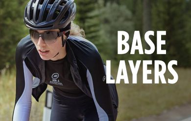 Shop bike base layers from Castelli, ASSOS