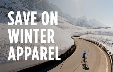 Save on winter bike apparel from Castelli & Pearl Izumi at TriSports.com
