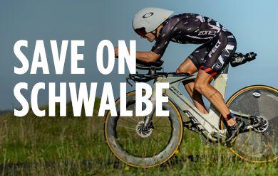 Save on Schwalbe bike tires at TriSports.com