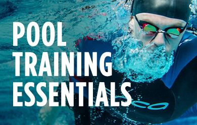 Shop swim wear, goggles and pool training accessories at TriSports.com