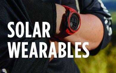 Shop solar powered GPS wearables from Garmin at TriSports.com