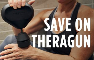 Save on Theragun percussive massagers at TriSports.com
