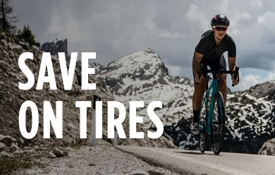 Save on Continental bike tires at TriSports.com