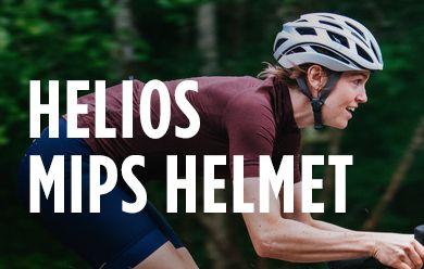 Shop Giro Helios bike helmets at TriSports.com
