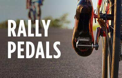 Shop Garmin Rally Power meter pedals at TriSports.com