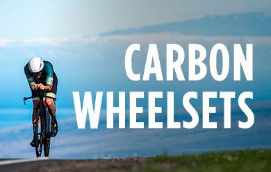Shop carbon bike wheels under $1600 at TriSports.com