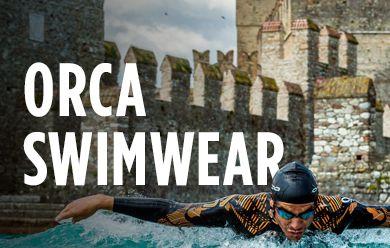 Save on Orca swimwear at TriSports.com