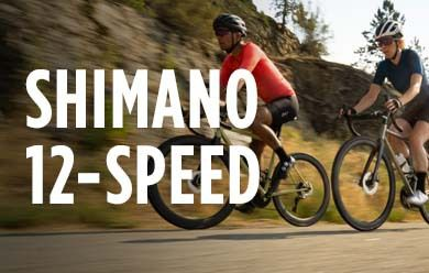 Preorder Shimano 12-Speed Components